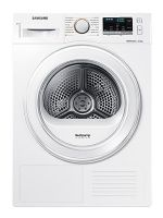 Samsung DV90M50001W 9KG Heat Pump Tumble Dryer